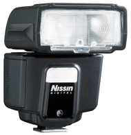 Nissin i40 Digital Flash for Micro Four Thirds (New)
