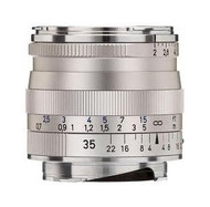 Zeiss Biogon T* 35mm F2 ZM Silver Lens (New)