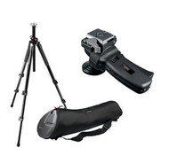 Manfrotto 055XPROB + 322RC2 + Bag Kit