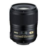 Nikon AF-S 60mm F2.8G Micro Lens (New)