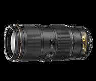 Nikon AF-S 70-200mm F4G VR ED Lens (New)
