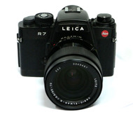 Leica R7 Black Body with 35-70mm F/3.5 Lens (Used)