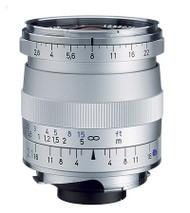 Zeiss Biogon T* 21mm F2.8 ZM Lens Silver (New)