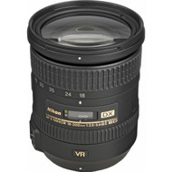 Nikon AF-S DX 18-200mm F3.5-5.6G ED VR II Lens (Used)