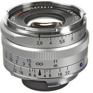 Zeiss C Biogon T* 35mm F2.8 ZM Lens - Silver (New)