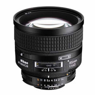 Nikon AF 85mm F1.4D IF Lens (Used)
