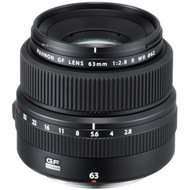 Fujifilm GF 63mm F2.8 R WR Lens - New ($700 Cash Back)