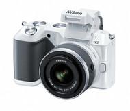 Nikon 1 V2 + 10-30mm VR Kit - White (Used)