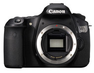 Canon EOS 60D DSLR Body Only (Used)
