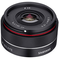 Samyang AF 35mm F2.8 UMC II Lens for Sony E-mount Full-Frame (New)