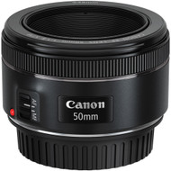 Canon EF 50mm F1.8 STM Lens (New)