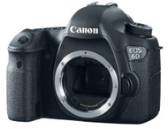 Canon EOS 6D DSLR 20.2MP Body (Used)