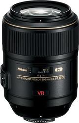 Nikon AF-S 105mm F2.8G ED VR Micro Lens (New)