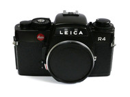 Leica R4 Black Camera Body (Used)