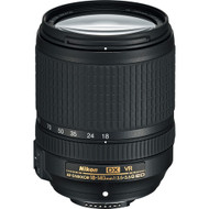 Nikon AF-S 18-140mm F3.5-5.6G ED VR Lens (Used)