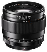 Fujifilm XF 23mm F1.4 R Lens - New ($350 Cash Back)