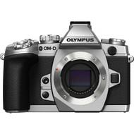 Olympus OM-D E-M1 Silver Camera Body (Used)