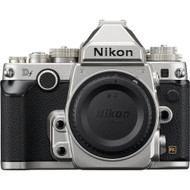Nikon Df Silver Body Only (New)