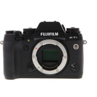 Fujifilm X-T1 Black Camera Body Only (Used)
