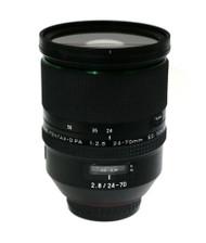 Pentax HD Pentax-D FA 24-70mm F/2.8ED SDM WR Lens (Used)