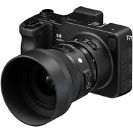 Sigma DP Quattro Mirrorless Body with 30mm F1.4 DC Lens (Used)