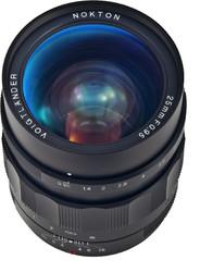 Voigtlander 25mm F0.95 Nokton MFT II Lens (New)