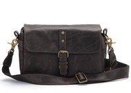 ONA Bowery Italian Leather - Dark Truffle (New)