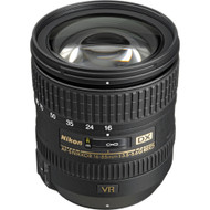 Nikon AF-S DX 16-85mm F3.5-5.6G ED VR Lens (New)