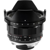 Voigtlander Super Wide-Heliar 15mm F4.5 Asph III M-mount Lens (New)