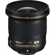 Nikon AF-S 20mm F1.8G ED Lens (New)