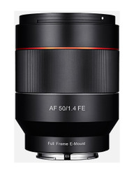 Samyang 50mm F1.4 AF UMC II Sony E Full Frame Lens (Used)