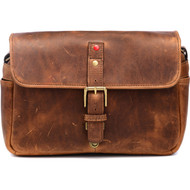 ONA Bowery Leather Camera Bag - Antique Cognac (Leica Edition)