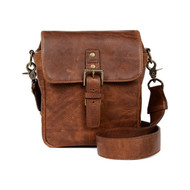 ONA The Bond Street - Leather Camera Bag - Antique Cognac