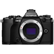 Olympus OM-D E-M5 Mark II Black Body (New)