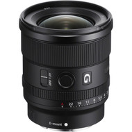 Sony FE 20mm F/1.8 G Lens (New)