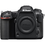 Nikon D500 DSLR Camera Body - New ($350 Cash Back)