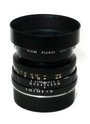 Leica 'Leitz' Summicron-R 50mm F2 Lens (Used)