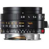 Leica Elmarit-M 28mm F2.8 Asph. Lens (New)