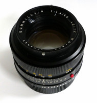 Leica 'Leitz' Summilux R (I) 50mm F/1.4 Lens (Used)