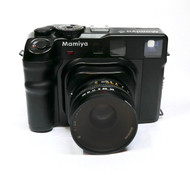 Mamiya 6 Body with G 75mm F3.5 and G 50mm F4 Lenses (Used)