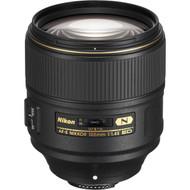 Nikon AF-S 105mm F1.4E ED Lens (New)