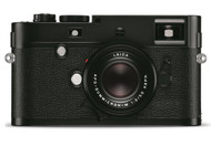 Leica M Monochrom (Typ 246) Black Chrome Finish Body (New)