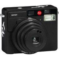 Leica Sofort Instant Film Camera  Black (New)