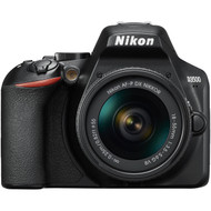 Nikon D3500 DSLR with AF-P DX 18-55mm Lens Kit (New)