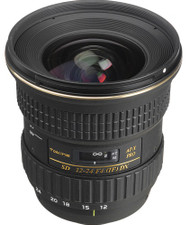 Tokina AT-X 12-24mm F4 IF DX Lens for Nikon (Used)