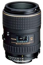 Tokina AT-X M100 100mm F2.8 AF Pro D Lens - Canon (New)