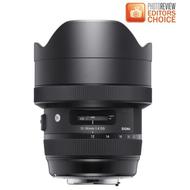 Sigma AF 12-24mm F4 DG HSM Art Lens for Nikon (New)
