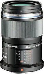Olympus M. Zuiko Digital 60mm F2.8 Macro Lens (Used)