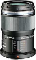 Olympus M. Zuiko Digital 60mm F2.8 Macro Lens (New)