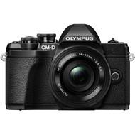 Olympus OM-D E-M10 Mark III Single Lens Kit - Black (New)